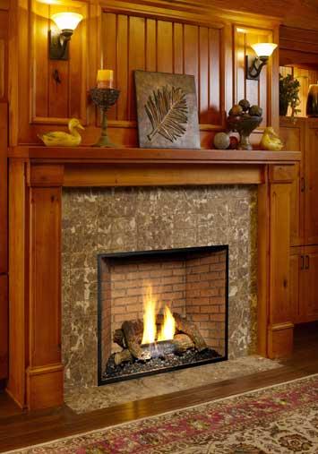 36 Revolution Clean Face By Fireplace Xtrordinair Cedar