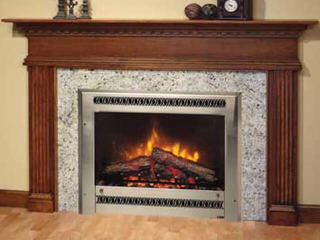 Electric Fireplaces Cedar Hearth Mick Gage Plumbing