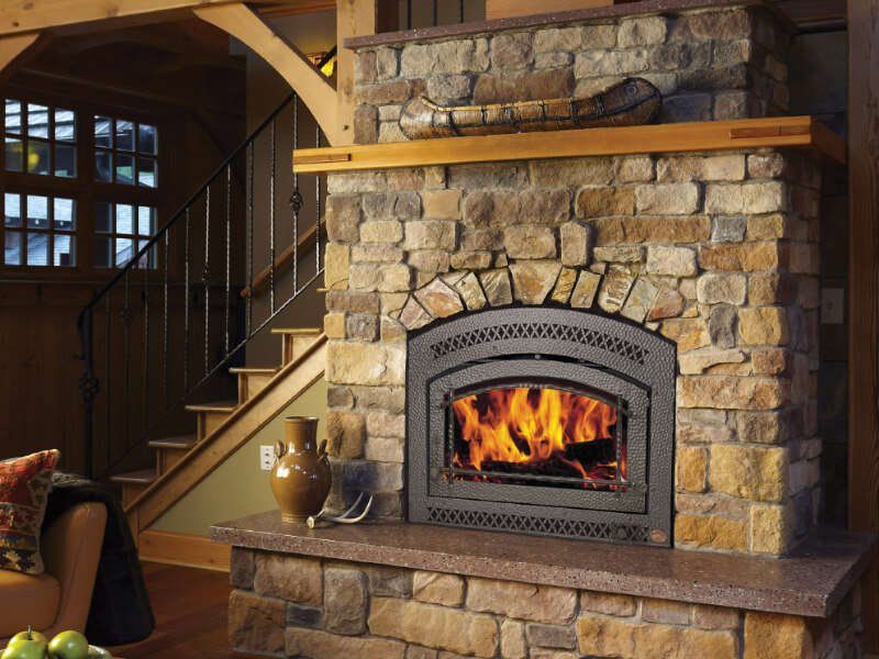 Fireplace Xtrordinair 36 Elite Wood Fireplace Cedar
