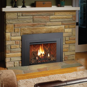 430 Gas Fireplace Insert Cedar Hearth Mick Gage Plumbing