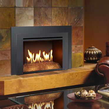 Avalon 616 Diamond Fyre Gas Fireplace Insert Cedar