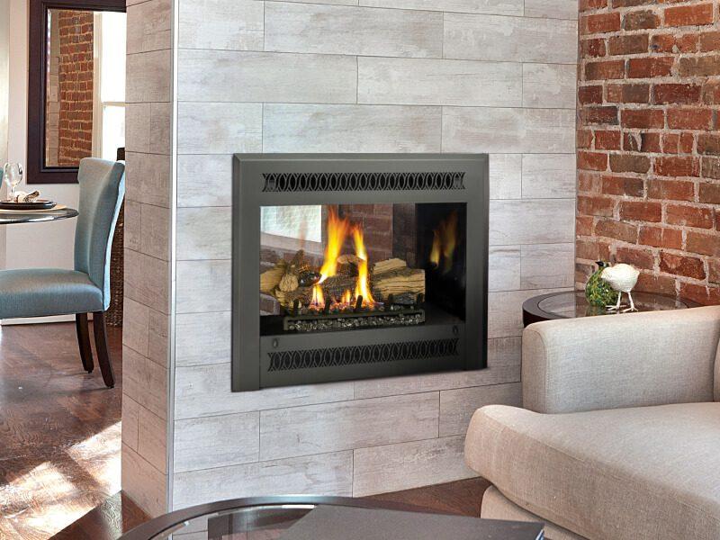 Fireplace Xtrordinair 864 See Thru Cedar Hearth Mick