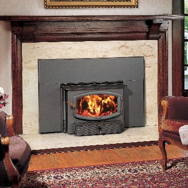 Avalon Olympic Wood Insert Cedar Hearth Mick Gage Plumbing Amp Heating