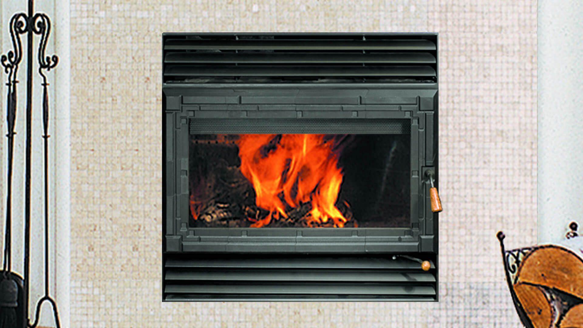 Rsf Onyx 2 Wood Fireplace Cedar Hearth Mick Gage