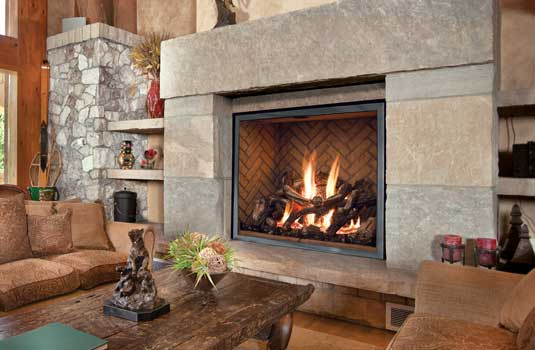 Mendota Fullview Cedar Hearth Mick Gage Plumbing Amp Heating