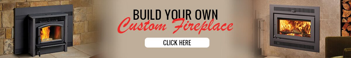 Build Your Own Fireplace Banner